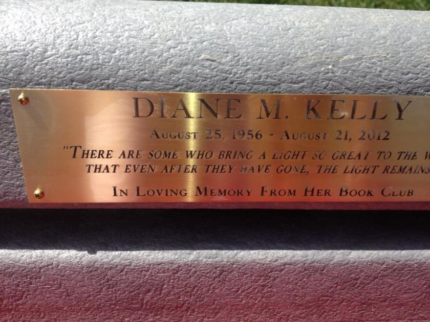 Diane plaque