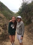 Trail at Los Osos on Father's Day