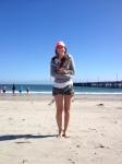 Windy day at Avila Beach