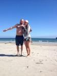 Peter & Alex at Avila Beach