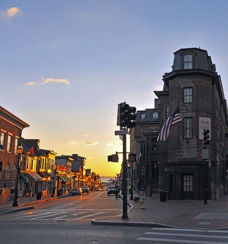 Annapolis Morning